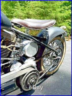 2009 Custom Built Motorcycles Bobber