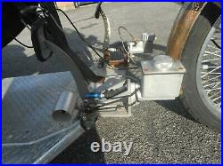 2011 Custom Built Motorcycles VW 1600 VOLKSWAGEN