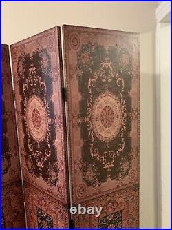6 ft. Tall Olde Vintage Style Room Divider