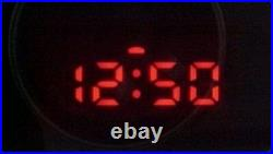 70s 1970s Old Vintage Style LED LCD DIGITAL Rare Retro Mens Watch 12 & 24 hr H S