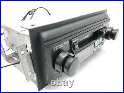 ALPINE 7401 AM/FM Cassette Radio Knob Shaft Style Vintage Old School RARE NICE