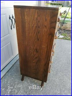 Adirondack Lodge Style Dresser Signed Old Hickory Vintage Martinsville