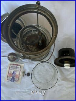 Aida #214 Lantern Lamp. Radius, Primus, Petromax Style. Rare! Old From 1930s