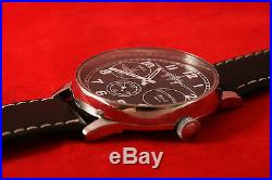 Airforce -2 Vintage Russian USSR Soviet military style OLD stock watch IL-2