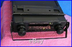 Alpine 7134T Extremely Rare Old School Vintage Shaft Style Tuner/Cassette Deck