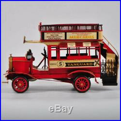 Antique Style Metal Model Car vintage old car model Tinplate 118 Scale Figurine
