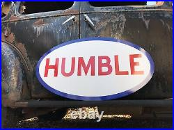 Antique Vintage Old Style Humble Sign. Free Shipping. Great Gift