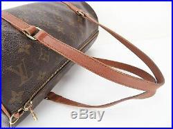 Auth Vintage LOUIS VUITTON Papillon 30 Monogram Hand Bag Purse Old Style #34318