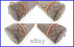 Auth Vintage LOUIS VUITTON Papillon 30 Monogram Hand Bag Purse Old Style #34542