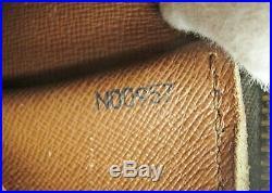 Auth Vintage LOUIS VUITTON Papillon 30 Monogram Hand Bag Purse Old Style #35338