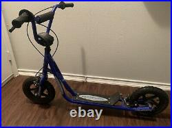 BMX Vintage Zoot Scoot GT / Dyno Scooter Old School Style Blue 12