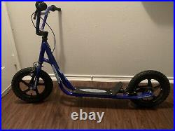 BMX Vintage Zoot Scoot GT / Dyno Scooter Old School Style Blue 14