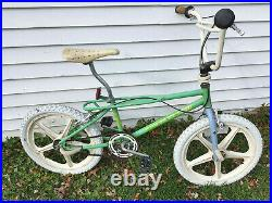 Columbia Free style Old school BMX Vintage Rad Original Rare