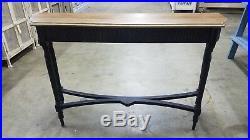 Console Sofa Table Sideboard Vintage Italian Old World European Boho Chic Style