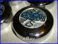 Cragar Center Cap Mag Wheel Chevy Camaro Chevelle Nova Pontiac GTO Spinner SS396
