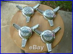 Cragar S/S Spinner Center Cap Mag Wheel Chevy Camaro Chevelle Pontiac GTO