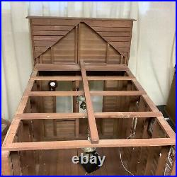 Dollhouse General Store 1/12 Large Old West Style Lighted Large Artist Made