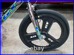 Gt Performer Free Style BMX BIKE OLD SCHOOL VINTAGE
