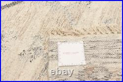 Hand woven Kilim 5'3 x 7'7 Old Style Flat Weave Rug