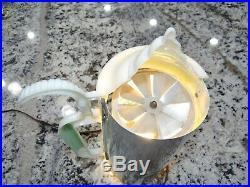 Heileman's Old Style Lager Motion Spinner Heat Lamp Stein Beer Light Sign Vtg