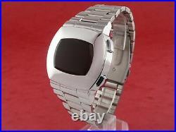 JAMES BOND 70s 1970s Old Vintage Style LED LCD DIGITAL Rare Retro Watch P2 PSR s