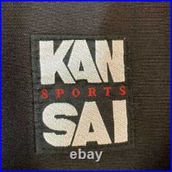 Kansai Yamamoto Vintage denim jacket 90s old clothes Harajuku style Rare Japan