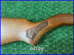 Marlin Model 60 Old Style Vintage Squirrel Stock