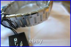 NIB Glycine Combat 7 Automatic Vintage Style on Bracelet, 42mm, Old Logo, 5+ Pic
