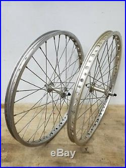 NOS OLD SCHOOL BMX VINTAGE PRO CLASS MONGOOSE MINI-GOOSE STYLED RIMS 20x1-3/8