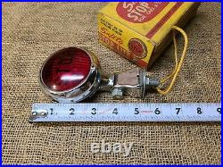 NOS Vintage Original NTD Accessory STOP LIGHT lamp car truck motorcycle gm chevy