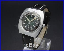 New Old Stock (Diver Style) THERMIDOR meccanica vintage watch NOS no water resi