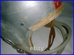 OHIO STATE BUCKEYES Old School SUSPENSION Vintage Style Football Helmet 1950-60s