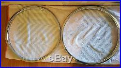 Old School Bmx Araya 7x Style Rims 20x1.50 36 Hole Polished Vintage Rare Htf