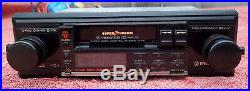 Old School Vintage Pioneer Shaft Style Stereo Cassette Receiver KEH-8282 TR