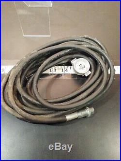 Old Style Vintage Mercury Quicksilver Kiekhaefer Engine Control cable (bin53)