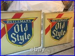 Old Style Vintage Outdoor Tavern Bar Beer Sign Face