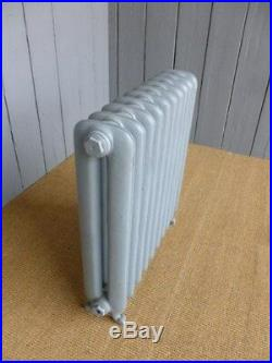 Old Vintage Style School 2 Column Duchess Cast Iron Radiators Next Day Delivery