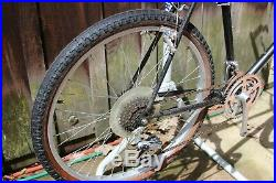 Old school Peugeot 23.5 Vintage ATB Mountain Bike plate style fork