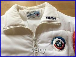 Original BMW HEAD Motorsport Jacke Oldtimer 70er M Style Vintage Blouson Anorak