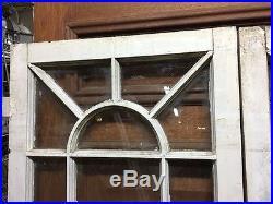 Palladium Style Spanish Hacienda Old Vintage Casement Windows 65x21