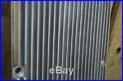Polished Chrysler Hemi Valley Cover Finned Aluminum 331 354 392 Hot Rod Gasser