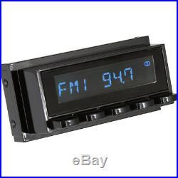 Retrosound San Diego DAB+ Komplettset Black Oldtimer Radio USB MP3 Bluetooth DAB