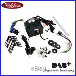 Retrosound San Diego DAB+ Komplettset TRIM-B Oldtimer Radio Bluetooth 502B080040