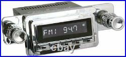 Retrosound San Diego DAB+ Komplettset für Ford Mustang / Ranchero 1964-1966