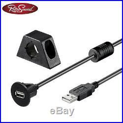Retrosound San Diego DAB+ VW Karmann Ghia Ivory Oldtimer Radio USB SD306IV078068