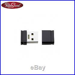 Retrosound Santa Barbara DAB+ Komplettset Black Oldtimer Radio Bluetooth USB MP3