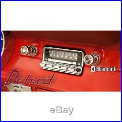 Retrosound Santa Barbara DAB+ Komplettset Detroit für Ford Mustang 1964 bis 1966