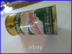 VTG. OLD STYLE LAGER-SPECIAL EXPORT beer can-Flat Top-Heileman, La Crosse, Wis-emp