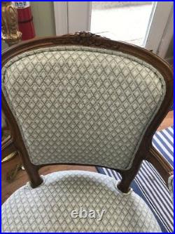 Very Old Pair of French Style Arm Chairs