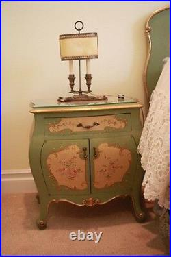 Very old bedroom set Venetian Style